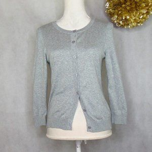 The Limited Gray Cardigan Size Small
